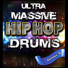DRUM KIT Hip Hop RnB Samples Soundfont Fruityloops MPC Roland MV MV8800 MV8000