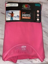New listing New! Winter Outdoor 2-Piece Size Xl Girl's Long Underwear Base Layer Set Pink