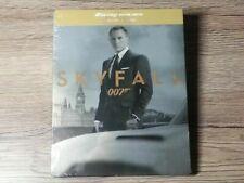 James Bond 007 - Skyfall Import Steelbook Blu-ray/DVD/ 8 Art-karten/ Neu OOP OOS