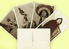 Europe - 1930s Film Star Postcards Produced in France #679 to #848 Cinema/Movie