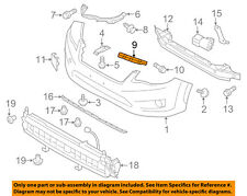 SUBARU OEM 13-15 XV Crosstrek Front Bumper-Corner Support Left 57707FJ151