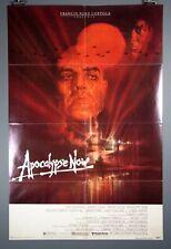 "Apocalypse Now, Vintage Original 1979 Poster 27x41"""