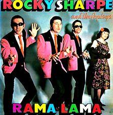 LP - Rocky Sharpe & The Replays - Rama Lama (ROCKABILLY, DOO WOP) PRESS IN SPAIN
