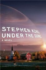 STEPHEN KING ~ UNDER THE DOME ~ LARGE PRINT ~ HC