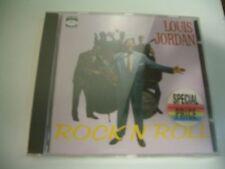 ROCK 'N' ROLL - LOUIS JORDAN CD NEUF EMBALLE.CD SEALED.MERCURY 838 219-2.