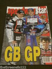 Speedway gioco STAR-GB GP - 3 Giugno 2006