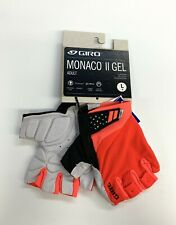 Giro Monaco II Gel Cycling Gloves Size Large New
