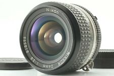 [Excellent+5] Nikon Ai-S Ais Nikkor 24mm f/2.8 MF Wide Angle Lens From Japan 113