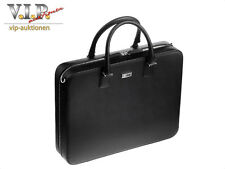 "MONTBLANC ""MEISTERSTÜCK"" DOKUMENTENTASCHE LAPTOP TASCHE DOCUMENT CASE BRIEFCASE"