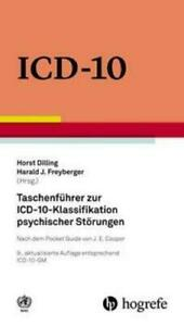 Taschenführer zur ICD-10-Klassifikation psychischer Störungen Taschenbuch 2019