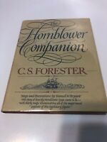 C.S. Forester THE HORNBLOWER COMPANION Hardcover Book 1st ed 1964 RARE in JACKET