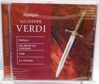 Guiseppe Verdi + CD Highlights + Diverse Chöre und Orchester + Aida u.v.m. +