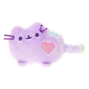 Pusheen Cat Purple Plush Cute Pencil Topper GUND