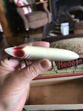 Heddon Vamp Spook Old plastic fishing lure new in original box