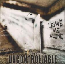 Nick Oliveri's Uncontrollable(CD Album)Leave Me Alone-Schnitzel-SRCD125-New