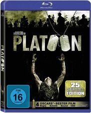 Blu-ray PLATOON v. Oliver Stone, Tom Berenger, Willem Dafoe ++NEU