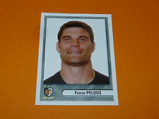 N°386 PELOUS STADE TOULOUSAIN TOULOUSE PANINI RUGBY 2007-2008 TOP 14 FRANCE