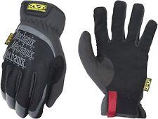 Mechanix Wear M-Pact FASTFIT Work Gloves BLACK (choose size)