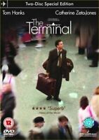 , The Terminal [DVD] (2004), Like New, DVD