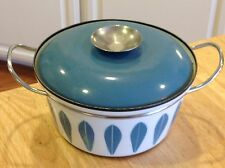 Pre owned Catherineholm Blue Lotus Dutch Oven Casserole