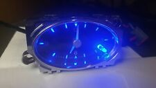 Ford Mondeo mk3 Blue Clock