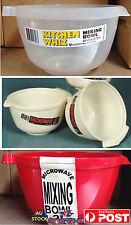 1pc Quadrant Mixing Bowl With Pourer 2l Party Dining Serving RandomColor Q112640
