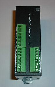 RENU FIOA-0800-L-B module déporté 8 entrées analogiques linéaires port com 24V