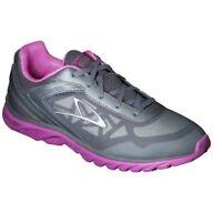 Women's C9 Champion Lightweight Running Sneaker - Gray/Fuschia - Size: 8.5