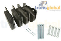 Land Rover Discovery 300tdi 94 98 Front Brake Pads Fitting Kit MINTEX SFP500160