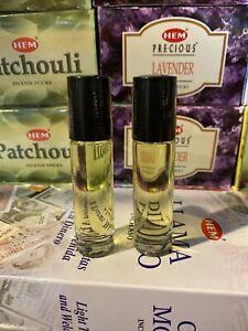 BLACK ICE Rich Perfume Oil Type For Men 2x10ml .