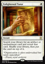 MTG ENLIGHTENED TUTOR FOIL EXC - TUTORE ILLUMINATO - EMA - MAGIC