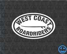 WESTCOAST BOARD RIDERS PRO SURF Sticker Decal 146mmw Car Surfing Bells Beach