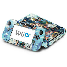Skin Decal Cover for Nintendo Wii U & GamePad - Kingdom Hearts Dream Drop