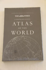 Times Comprehensive Atlas of the World - Brand New -13th Edition