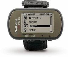 Garmin Foretrex 401 Wrist Handheld Outdoor GPS Navigator Watch Receiver