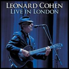 Leonard Cohen Live in London MOV Audiophile 180gm Vinyl 3 LP New/