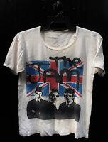 Rare Vintage 1980 The Son of Stiff Tour Punk Rock T-shirt