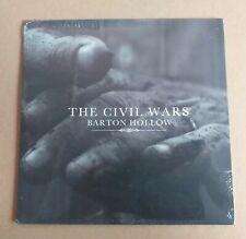 "THE CIVIL WARS BARTON HOLLOW 7"" VINYL LTD SENSIBILITY MUSIC 2011 FOLK NEW SEALED"