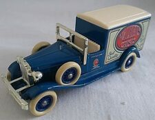 LLEDO DAYS GONE 1936 PACKARD VAN WALKERS CRISPS BLUE CREAM DIECAST LOOSE