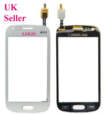 "Samsung galaxy S7580 Trend Plus Touch Screen Digitizer Glass ""DOUS"" White +tools"