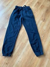 2 X Pairs Of M/&S /& George Boys Grey School Trousers Age 7 Years