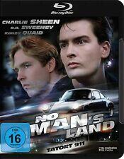 NO MAN'S LAND (Charlie Sheen) -  Blu Ray - Sealed Region B