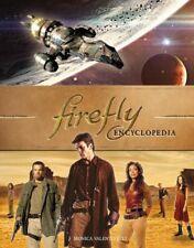 Firefly Encyclopedia [New Book] Hardcover