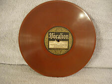Irving Kaufman, Glad Eyes / Nobody Knows What A Red-Head Mama, Vocalion 14950