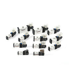 "3/2 way Pneumatic Electric Directional Control Solenoid Valve G1/4"" 3V310-08-12V"