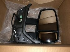 Ford Transit Mk8 O/S Door Mirror Housing & Glass 1910453 Genuine Ford Parts