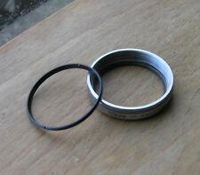 29.5mm screw in  kodak Retina  empty close up filter