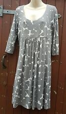 💙Gorgeous PHASE EIGHT Grey/White Tunic/Dress, Size 12💙