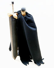 MY-C-BK-BK: FIGLot Cape for Figma Berserk Guts Black Swordman ver. Action Figure
