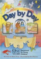 Day by Day: The One Year (R) Devotional for Young Children-ExLibrary